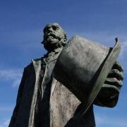 10b-Davitt-Monument-Bronzegranite